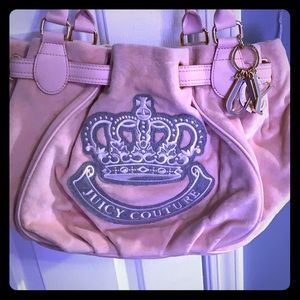 Pink Juicy handbag